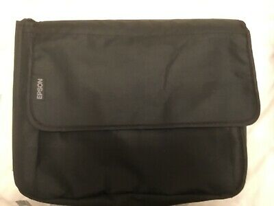 New With Tag Epson Projector Bag/Case • 6£