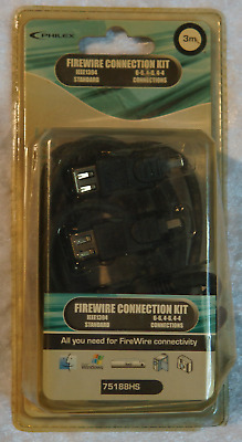 Firewire Connection Cable/Kit • 4£
