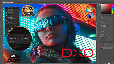 DXO PHOTOGRAPHY COLLECTION 2021 | Full Version | WINDOW | INSTANT DELIVERY • 24.99£