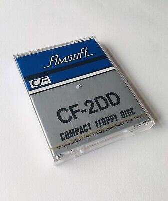 Amsoft CF-2DD Compact Floppy Disc. Brand New. • 1.20£