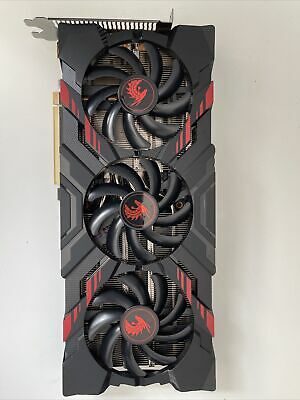 Power Color Red Dragon Vega 56 - Used * No Box * • 410£