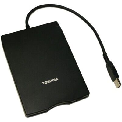 Toshiba 3.5 Inch Floppy Disk Drive Removeable Portable USB Connector • 5.70£