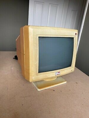 Vintage Retro Amstrad 12  CRT Monitor PC12MD - Power Only - No Screen  • 24.95£
