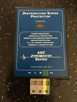 ASC DSPI Distribution Surge Protector, Single Phase 240v, New • 100£