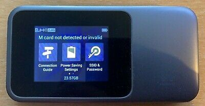 Huawei E5788 Super-fast 4G 1Gbps Pocket Sized Travel Hotspot - UNLOCKED And RARE • 299£