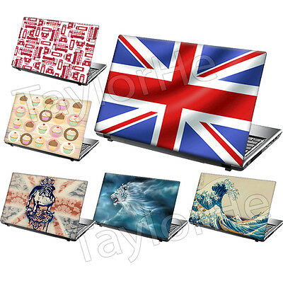 17  Laptop Skin Laptop Cover Notebook Sticker Decal  • 8.95£