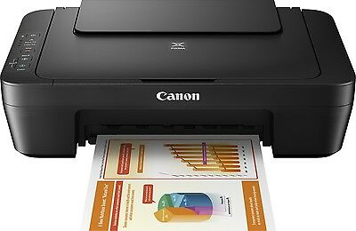 Canon Pixma MG 2550 Colour Multifunctional Printer MG2550s Copy Scan No Ink • 49.99£