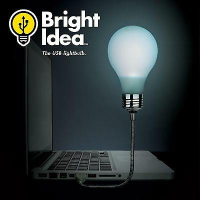 Bright Idea USB Lightbulb • 9.99£