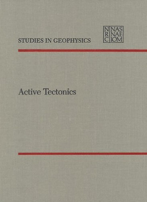 Cpsma-Active Tectonics:  BOOK NEW • 63.66£