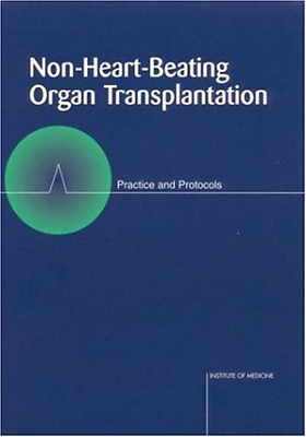 Non-Heart-Beating Organ Transplanta  BOOK NEW • 47.48£