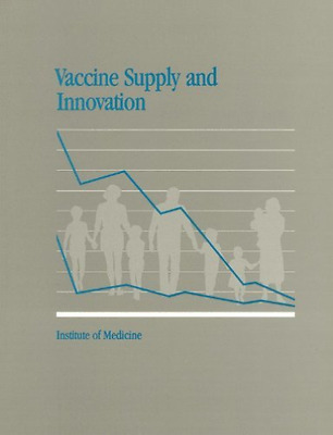 Iom-Vaccine Supply And Innovation  BOOK NEW • 46.95£