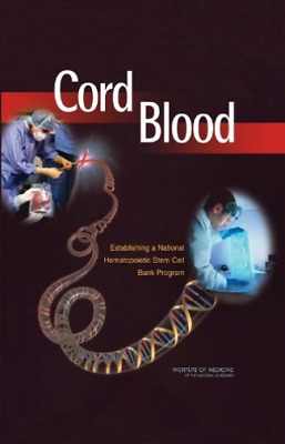 Hsp-Cord Blood:  BOOK NEW • 54.03£