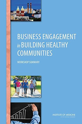 Business Engagement In Building Hea  BOOK NEW • 38.46£
