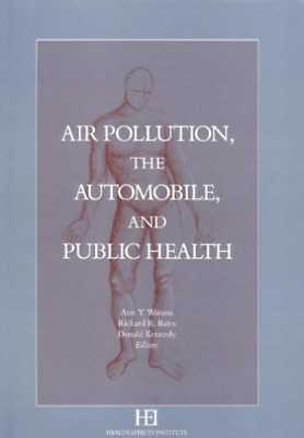 Nas-Air Pollution, The Automobile, And  BOOK NEW • 171.74£