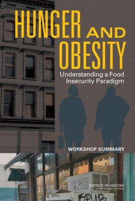 Hunger And Obesity:  BOOK NEW • 45.61£
