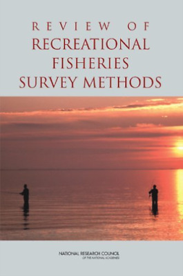 Review Of Recreational Fisheries Su  BOOK NEW • 48.47£