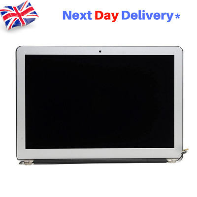 NEW Apple Macbook Air 13  A1466 2013 2014 2015 2016 2017 LCD Screen Assembly  • 169.99£