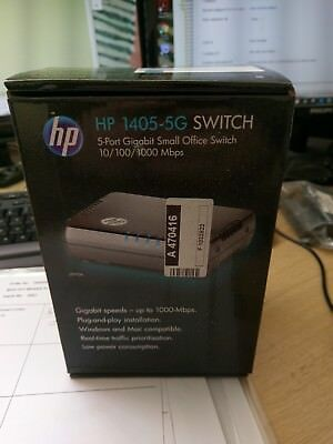 HPE 1405-5G Switch J9792A  • 19.99£