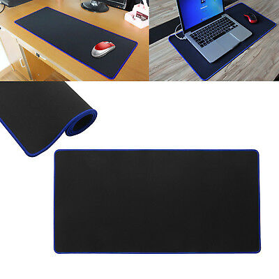 EXTRA LARGE XL GAMING MOUSE PAD MAT FOR PC LAPTOP MACBOOK ANTI-SLIP 60CM X 30CM • 5.95£
