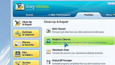 Glary Utilities Pro 5.102.0.124-19548   Lifetime Licence For  2 Computers • 2.49£