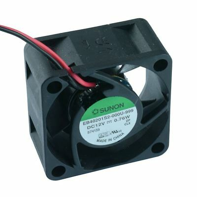 EB40201S2-999 12V DC Brushless Axial Fan 40 X 40 X 20mm • 4.99£