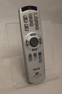 Sanyo CXRS Projector Remote Control Including Laser Pointer • 12£