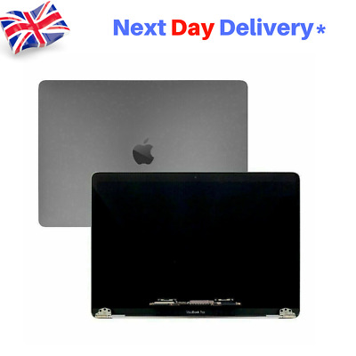 NEW Apple MacBook Pro 13  A1706 A1708 2016 2017 Retina LCD Screen Assembly Grey • 279.99£