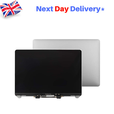 NEW Apple MacBook Pro 13  A1706 A1708 Retina LCD Screen Display Assembly Silver • 259.99£