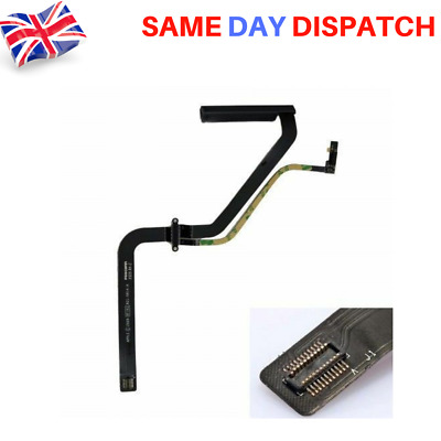 NEW HDD Hard Drive Flex Cable 821-0814-A Apple Macbook Pro A1278 13  2009 2010 • 3.89£