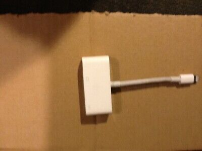 Genuine Official Apple Lightning To Vga Adapter (MD825ZM) A1439 Iphone / IPad • 14.99£