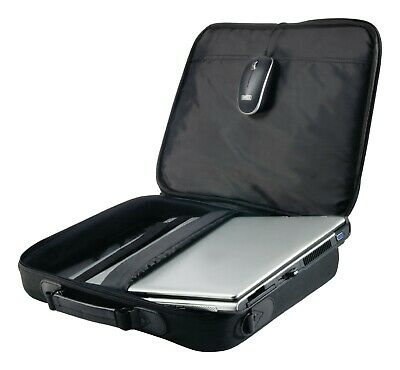 17 Inch Shoulder Bag Widescreen Laptop And Notebook Carry Case 17  18  • 17.99£