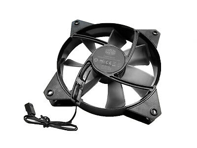 Coolermaster 120mm 12cm 3 Pin 202001180-gp Performance Cooling Case Fan  • 3.89£