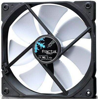 Fractal Design Dynamic 140mm 1000 Rpm Black/White Case Fan • 3.95£