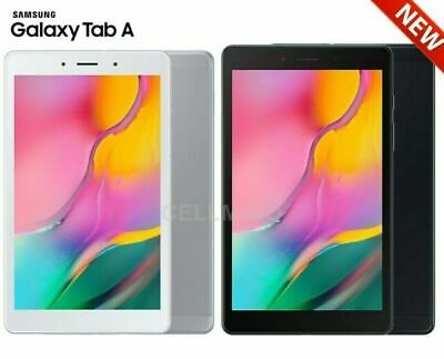 New Samsung Galaxy Tab A 2019 WiFi And 4G LTE SCREEN 10.1  AND 8  ALL COLOURS • 134.89£