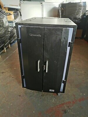 USystems UCoustic 24U Passive 9210 Soundproof Server Cabinet • 500£