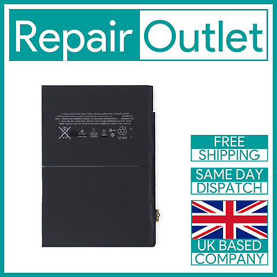 New Genuine Capacity Replacement Battery For IPad Air 2 2014 2nd Gen A1566 UK • 17.49£