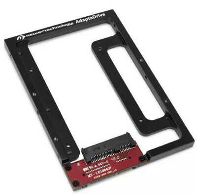 NewerTech AdaptaDrive Install Any Size 2.5 Inch SATA Drive Or SSD To 3.5 InchS • 19.99£