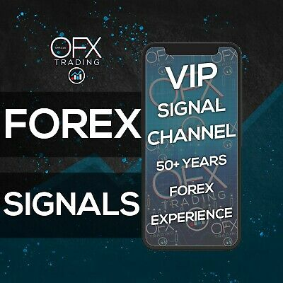 Forex Trading Signals - Elite Trading Signals - Currency Not Ea / Robot - 50+yrs • 35£
