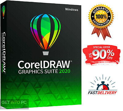 ➡️Coreldraw Graphics Suite 2020 Full Version✔️licence Key Instant Delivery 1s🚀 • 4.20£