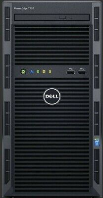 Dell Poweredge T130 Server And 22  Hewlett Packard Monitor • 350£