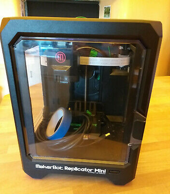 Makerbot Replicator Mini 3D Printer • 250£