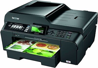 Brother MFC-J6510DW All-in-One Inkjet Printer (Printer Copier Scanner Fax) • 80£