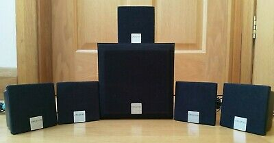 Creative Labs 5.1 Inspire 5100 Surround Sound System Used • 21£