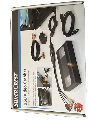 Cassette And Video Usb Converter See Pics • 14.99£