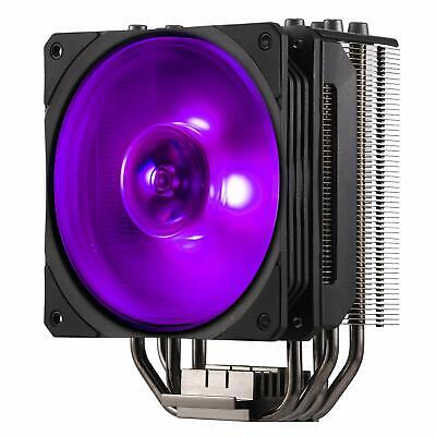 Cooler Master Hyper 212 RGB Black Edition Cooling System - Stylish, Colourful • 56.99£