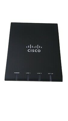 Cisco ATA187 | Analog VoIP Digital Telephone Adapter  • 39.95£