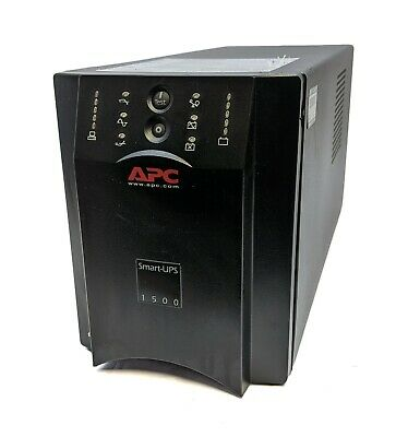 APC Smart-UPS 1500 SUA1500I 1500VA 980W UPS Battery Back-up - New Cells • 185£