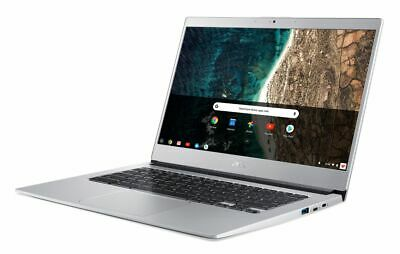 Acer Chromebook 514 CB514-1HT Pure Silver Touch Screen 32GB *SEALED* • 300£