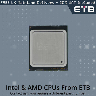 Intel Xeon E5-2690 2.9GHz Eight-Core CPU SR0L0 • 48£