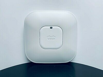 Cisco Wireless-N Access Point - Up To 450Mbps Speed - AIR-CAP3602I-E-K9 (3602I) • 24.85£